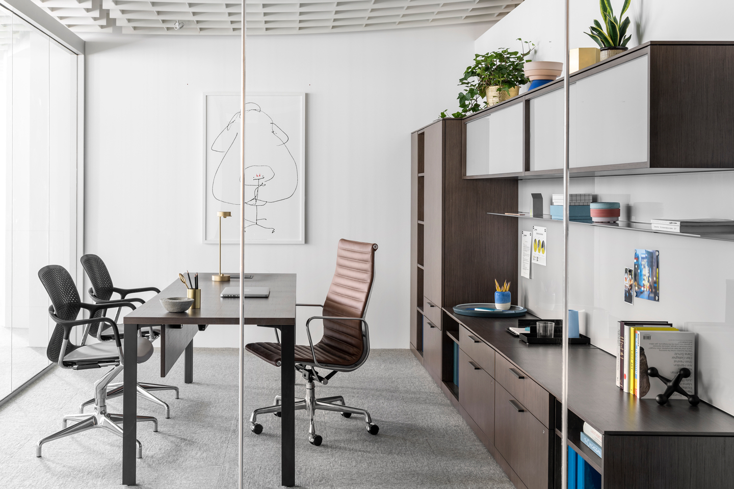 nyc herman miller furniture dealer benhar